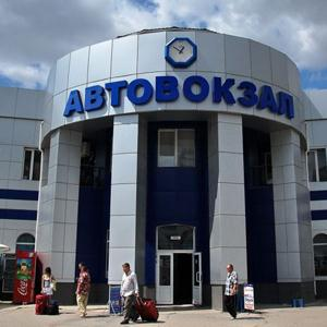 Автовокзалы Электростали