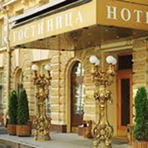 Гостиницы Электростали