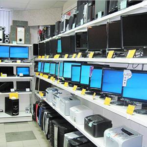 Компьютерные магазины Электростали