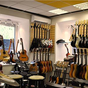 Музыкальные магазины Электростали
