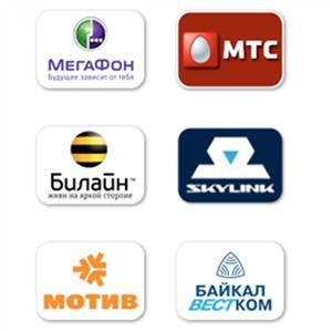 Операторы сотовой связи Электростали