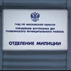 Отделения полиции Электростали