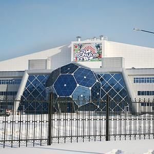 Спортивные комплексы Электростали