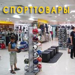 Спортивные магазины Электростали