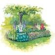 Загородный клуб Юна-Лайф - иконка «сад» в Электростале
